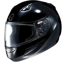 Joe Rocket RKT-Prime Black Full Face Helmet