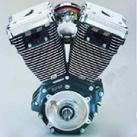 S&S Cycle 113″ Evo Style Engine