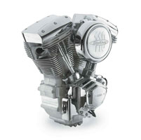 RevTech 110″ Natural Finish Engine