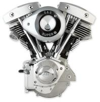 S&S Cycle Complete 93″ HC Shovelhead Style Engine