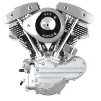 S&S Cycle 93″ Generator/Alternator Shovelhead Style Complete Engine