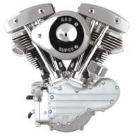 S&S Cycle 93″ HC Generator/Alternator Shovelhead Style Complete Engine