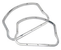S&S Chrome D-Rings for Panheads