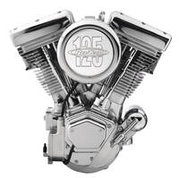 RevTech 125″ Natural Finish Engine
