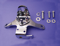 J&P Cycles® Chrome Top Motor Mount