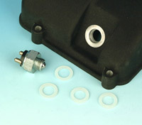 Genuine James 4-Speed Neutral Switch Gasket