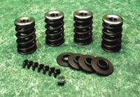 JIMS Valve Spring .600″ Lift Kit with Chromoly Retainers
