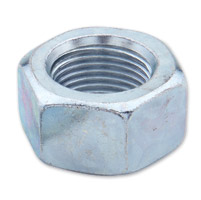 Flat Hex Splined Engine Shaft Nut