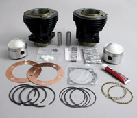 S&S Cycle 3-1/2″ Bore Piston and Cylinder Kit