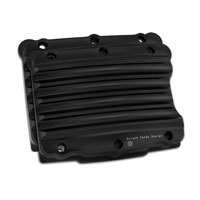 Roland Sands Design Black Anodized Nostalgia Rocker Box Cover