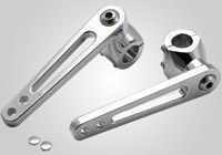 Rivco Engine Guard Highway Peg Mounts