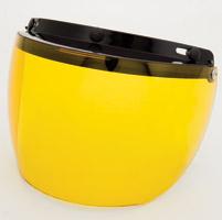 DMS 3-Snap Amber Flip Shield