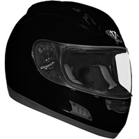 VEGA Altura Gloss Black Full Face Helmet