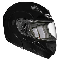 VEGA Summit II Gloss Black Modular Helmet