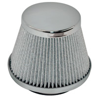 Wimmer Custom Cycle Aluminum Finish Replacement Super Filter