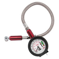 BikeMaster 2-in-1 Tire Gauge
