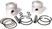 Replacement 3-5/16″ Piston Kit .040 Over Size