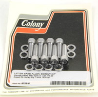 Colony Lifter Base Bolt Set