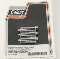 Colony Alloy D-Ring Screws