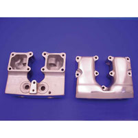 Polished Rocker Arm Covers