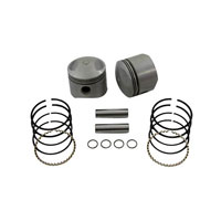 Eastern Motorcycle Parts  Standard Compression Piston Kit