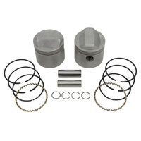 V-Twin Manufacturing Low Compression Piston Kit