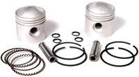 Side Valve Piston Kit