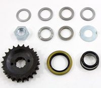 Solid Motor Sprocket Conversion 22 Teeth Kit
