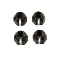 V-Twin Manufacturing Pushrod Tappet Adjuster Lock Nuts