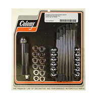 Colony Motor Case Acorn Bolt Kit