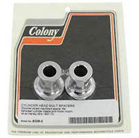 Colony Top Motor Mount Spacers