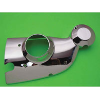 V-Twin Manufacturing Form-Fitting Steel Camshaft Cover