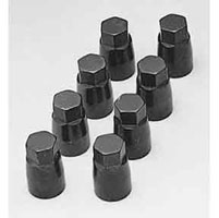 Colony Tall Hex Cap Cylinder Base Nut Kit