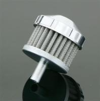 J&P Cycles® Faceted Crankcase Breather Replacement Filter