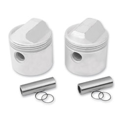 J&P Cycles® Replacement Piston