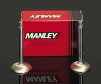 Manley Exhaust Valves