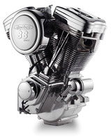 RevTech 88″ Natural Finish Engine