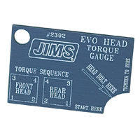 JIMS  Head Bolt Torque Gauge