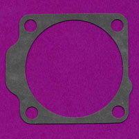 J&P Cycles® Cylinder Base, Front Gasket