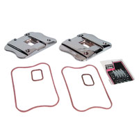 V-Twin Manufacturing Chrome Rocker Top Covers