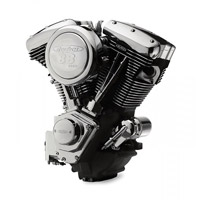 RevTech 88″ Black Wrinkle Engine