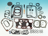 Genuine James Complete Engine Gasket Set without Primary Gaskets and Seals