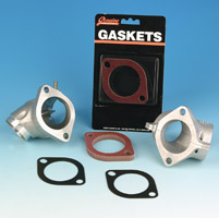 Genuine James Carburetor Insulator Block Kit