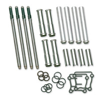 S&S Cycle Adjustable Pushrod Complete Kit