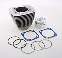 Rear Cylinder Kit with Forged Piston & Rings