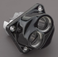 Black Powdercoated Replacement Tappet Block