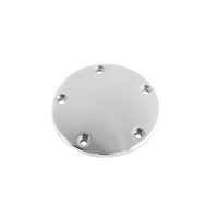 V-Twin Manufacturing Twin Cam Chrome Points Cover