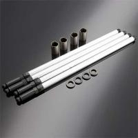 Aluminum Alloy Tubular Pushrod and Hydraulic Lifter Conversion Kit
