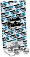Drag Specialties Head Bolt Covers