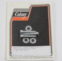 Colony Sprocket Cover Mounting Kit for VRSC Models